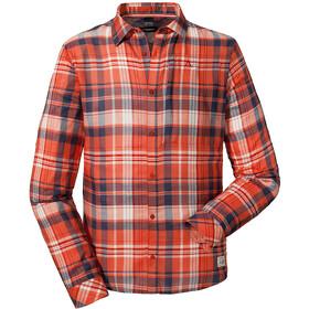 Schöffel Kapstadt Camiseta de manga larga Hombre, emberglow